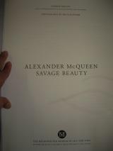 Inspirational words from AlexanderMcQueen
