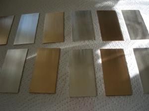 preparation metal